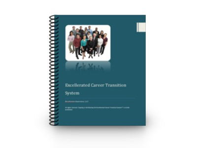 Excellerated Career Transition System eBook Cover