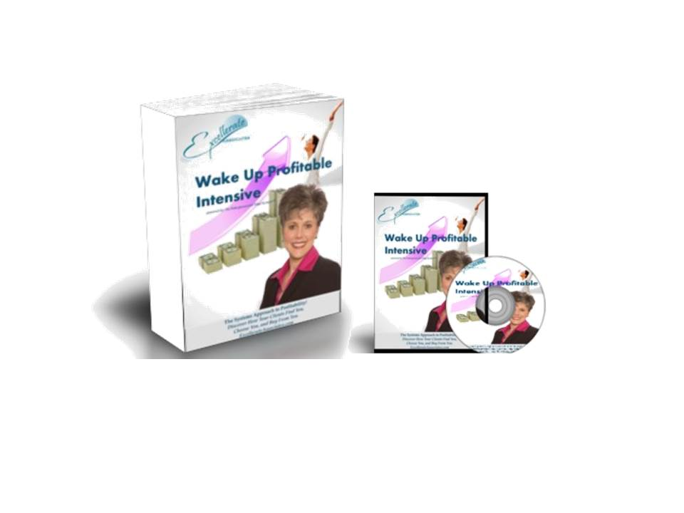 Wake Up Profitable with the Entrepreneurial Edge System Self Study Program