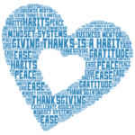 Giving Thanks is a Powerful Habit