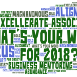 What's Your Word for 2018?